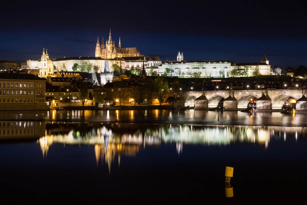 Go to Prague to have one of the most memorable dinner cruises in Europe