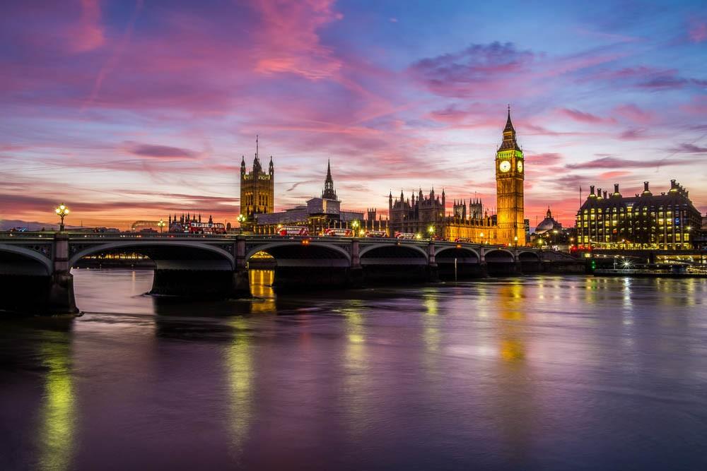 valentine's london