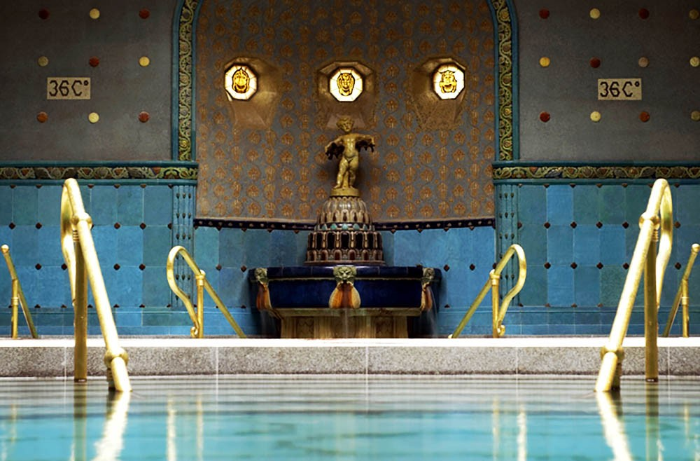 get pampered in the gallery spa on your budapest getaway