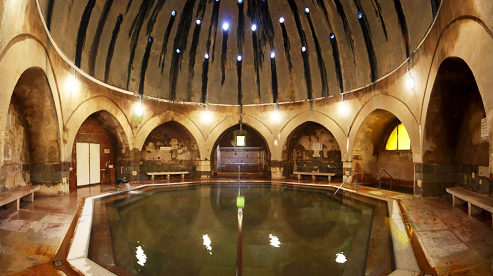 The Kiraly is the place to go on you r budapest getaway