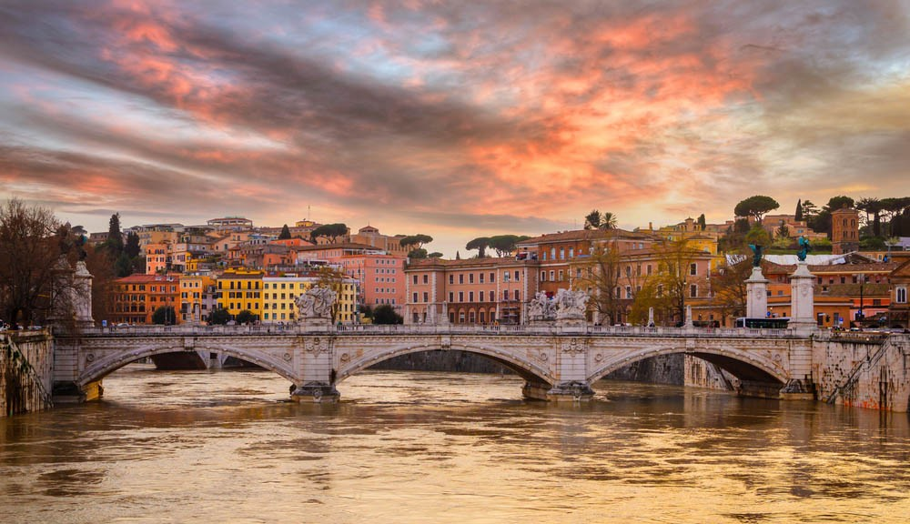 48 hours in Rome valentine's