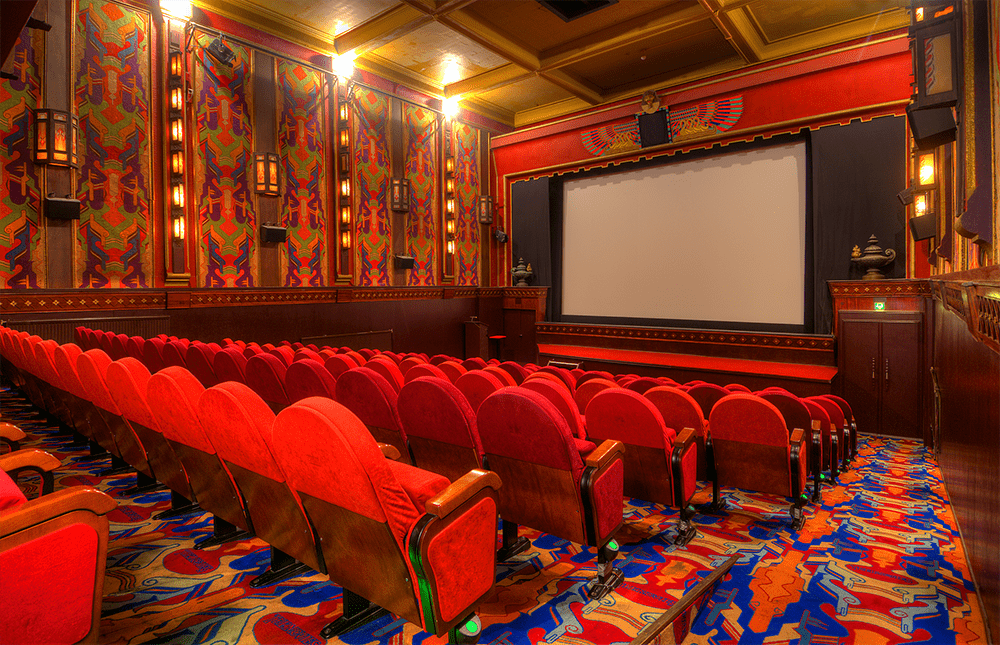 The movies is one of the hidden culture gems in Amsterdam
