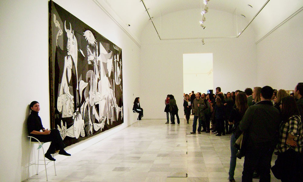 most interesting modern art museums