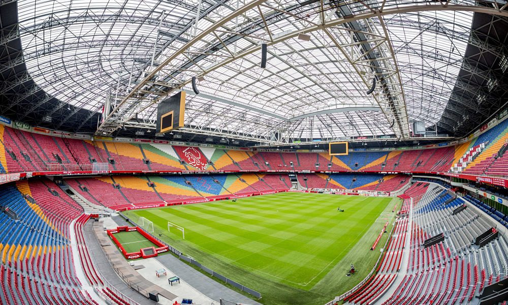 arena ajax football stadiums