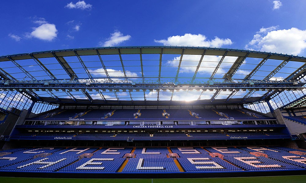 stamford bridge chelsea football stadiums