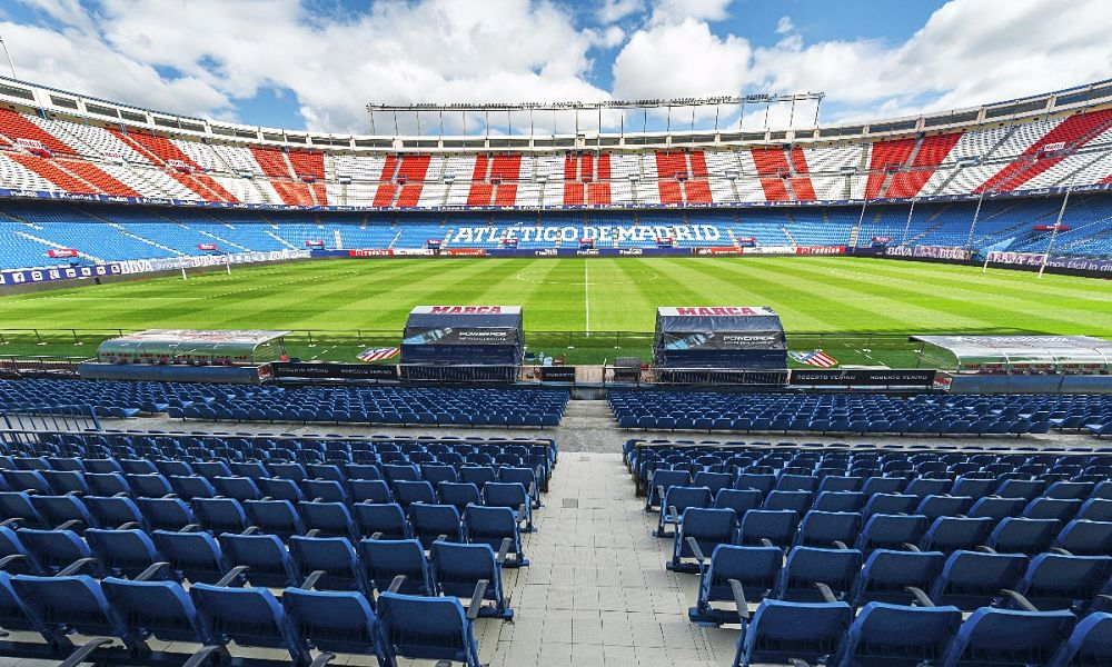 vicente calderon atletico football stadiums