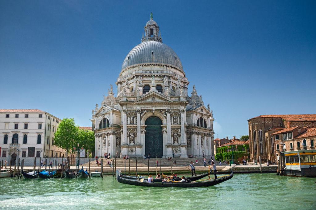 Basilica di Maria della Salute - Venice