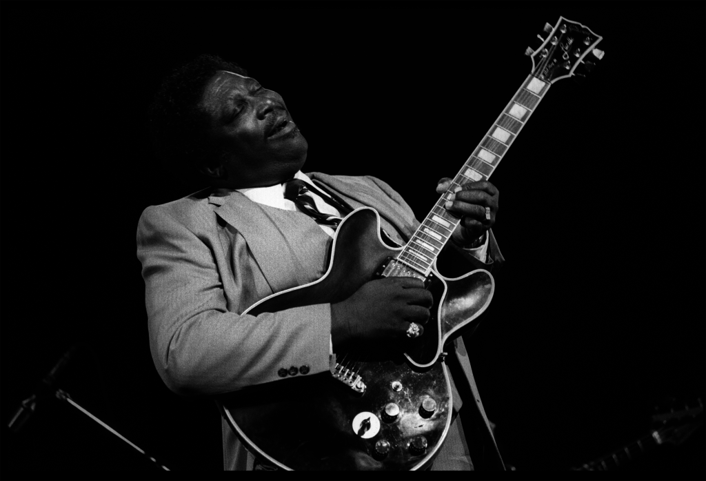 BB King Rhythm and Roots