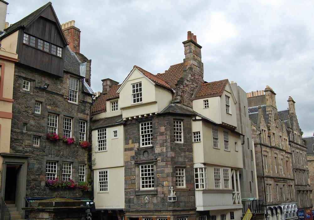 John Knox House Edinburgh