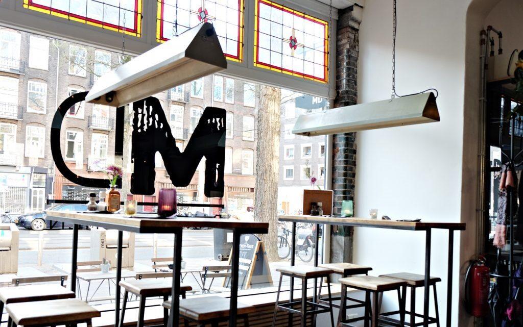 Meatless District Vegan Restaurant Amsterdam