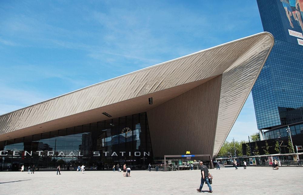 Rotterdam Centraal Stationn