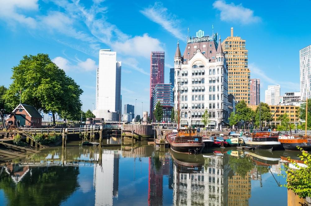 Het Witte Huis (the White House) of Rotterdam