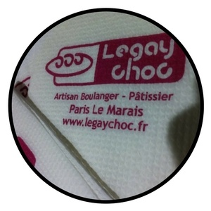 Legay Choc Dinner in Paris