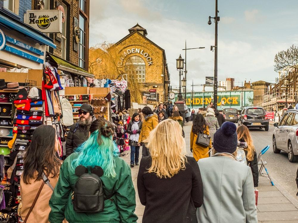free in London - Camden Market