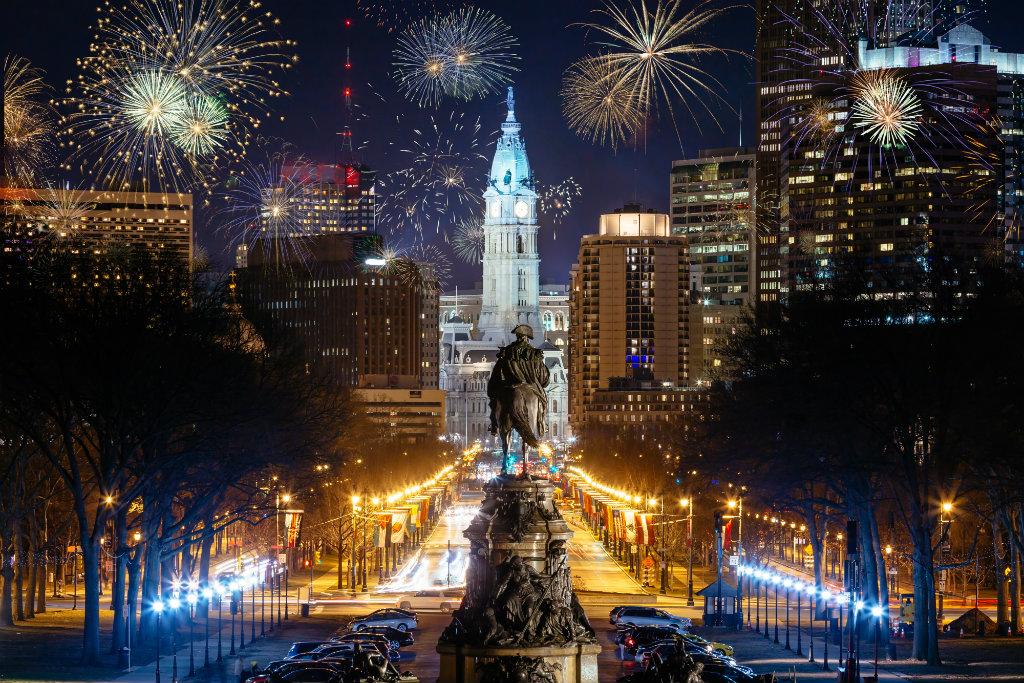 Philadelphia 4th of July