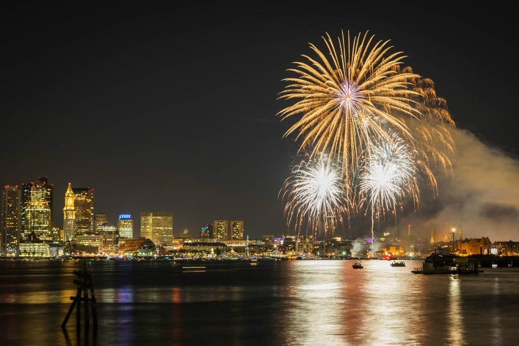 Boston 4th of July