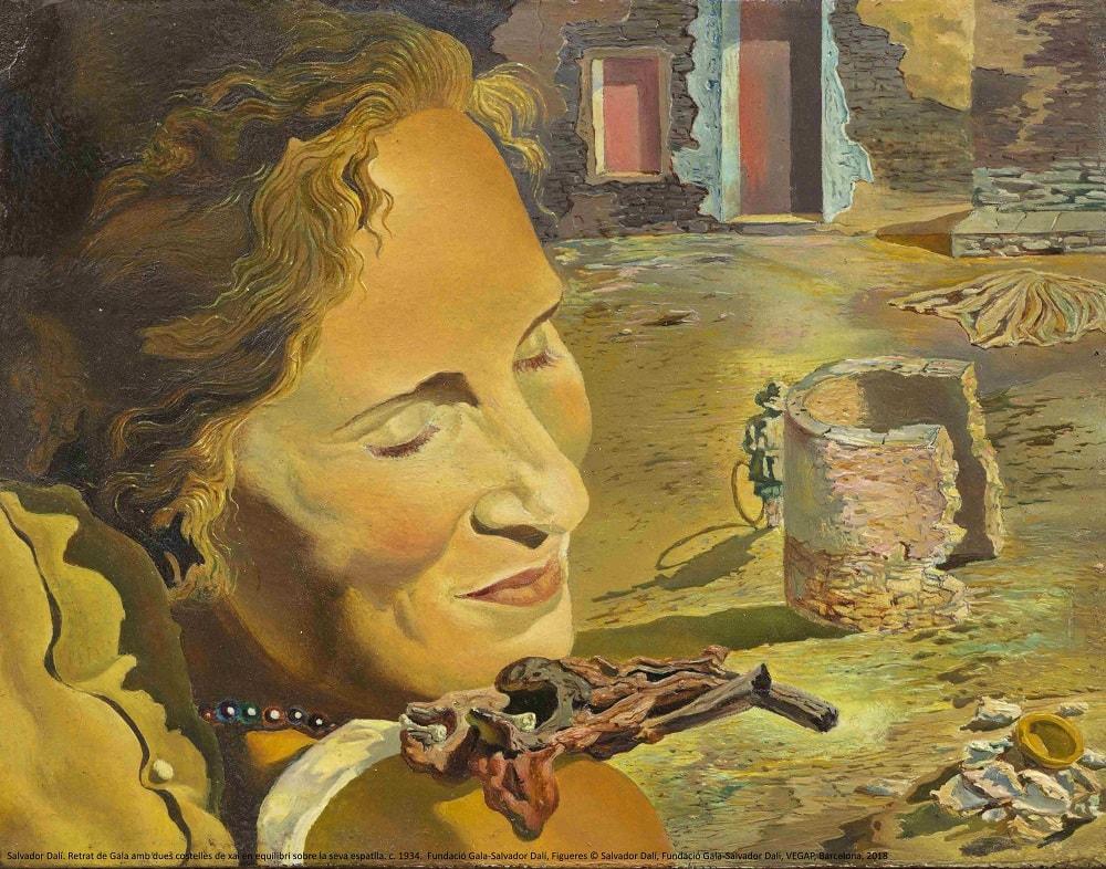 gala dalí exhibition