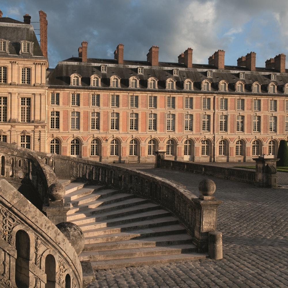 Paris fontainebleau