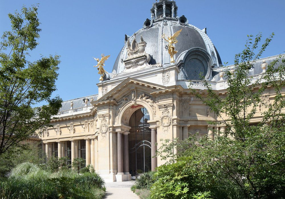 petit palais in paris france museum
