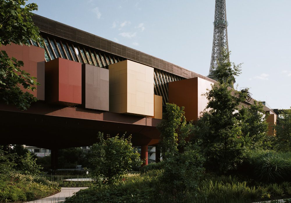 musee de quai branly in paris