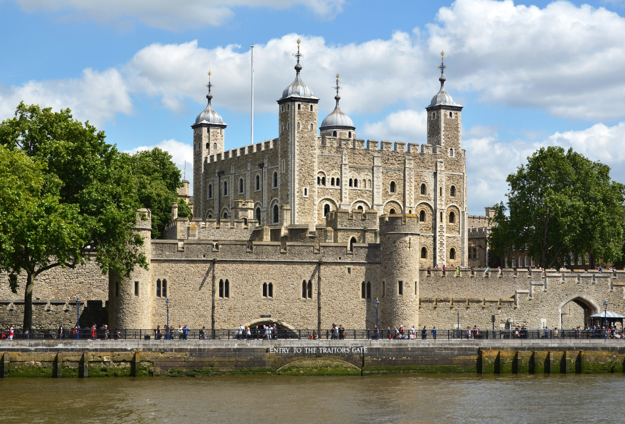 tower of london historical sites