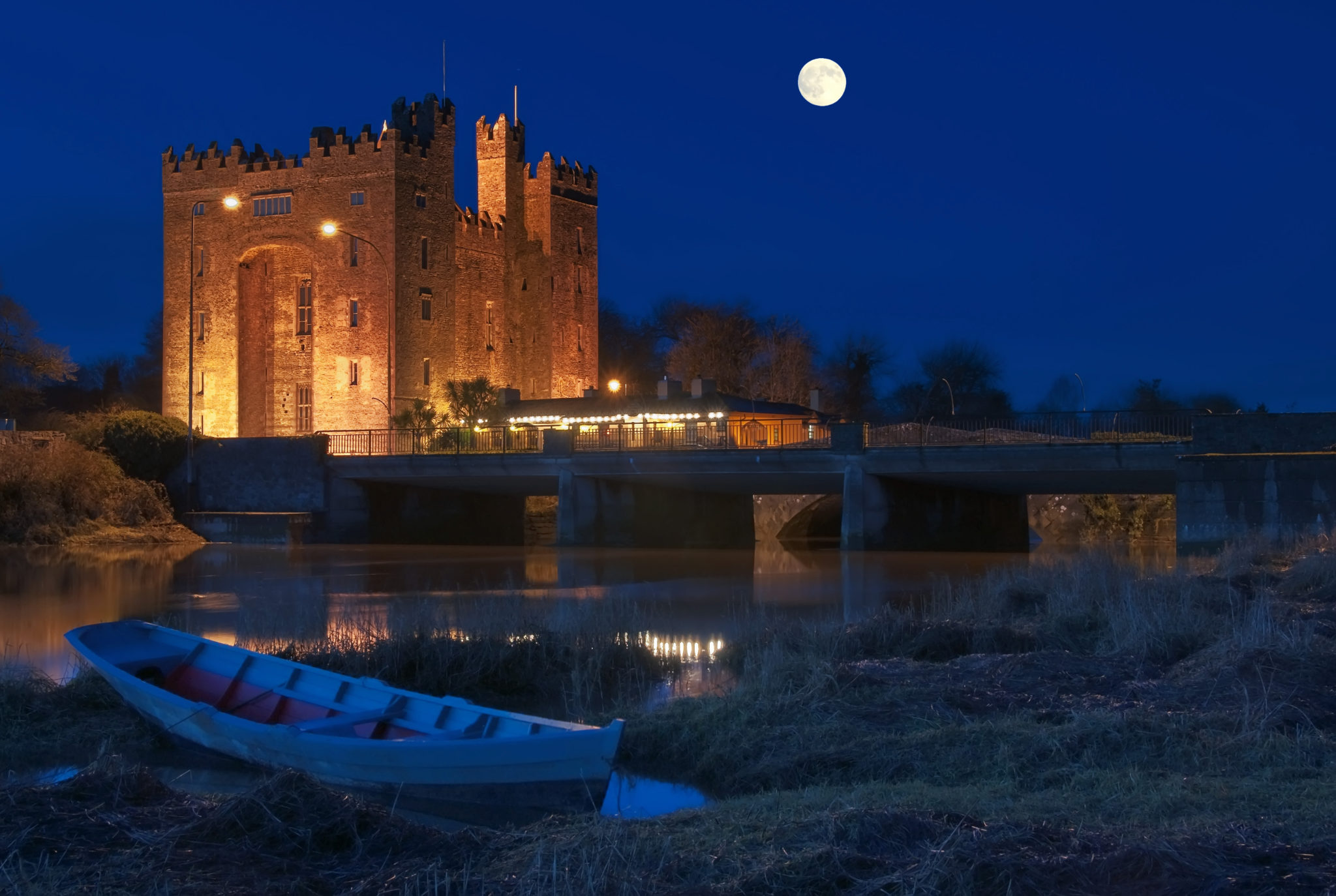bunratty castle historical sites