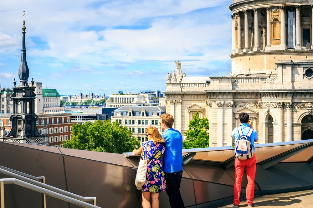 London best views one new change rooftop