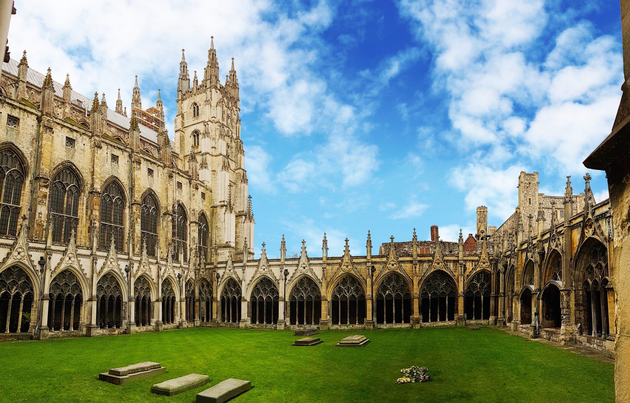 canterbury cathedral historical sites