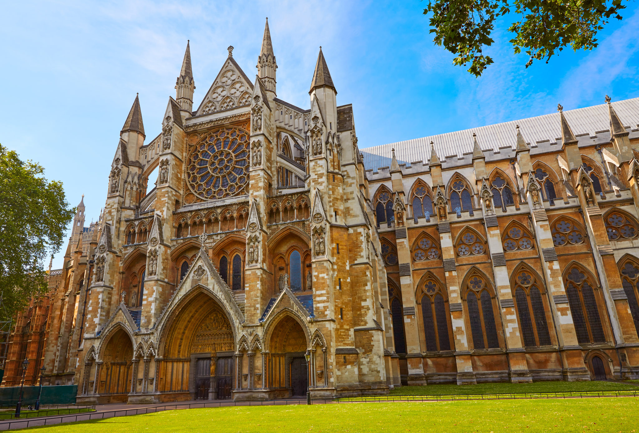 westminster abbey historical sites