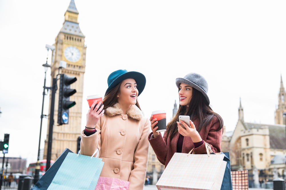 top shopping places to go to with teens in london