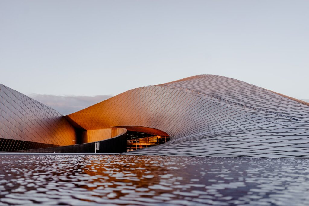 National Aquarium Denmark's award-winning design