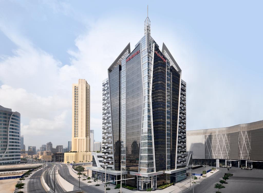 Mövenpick Hotel Apartments Downtown Dubai-1 of 42 photos