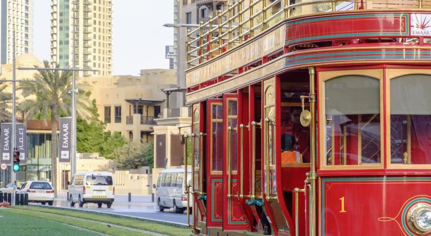 Mövenpick Hotel Apartments Downtown Dubai-36 of 42 photos