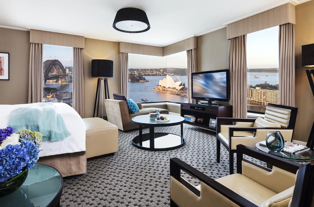 Book Four Seasons Hotel Sydney Sydney Book Now With Almosafer