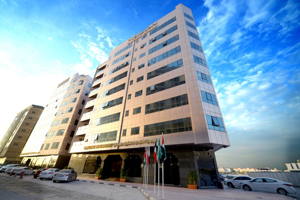 Emirates Stars Hotel Apartments Sharjah-1 of 45 photos