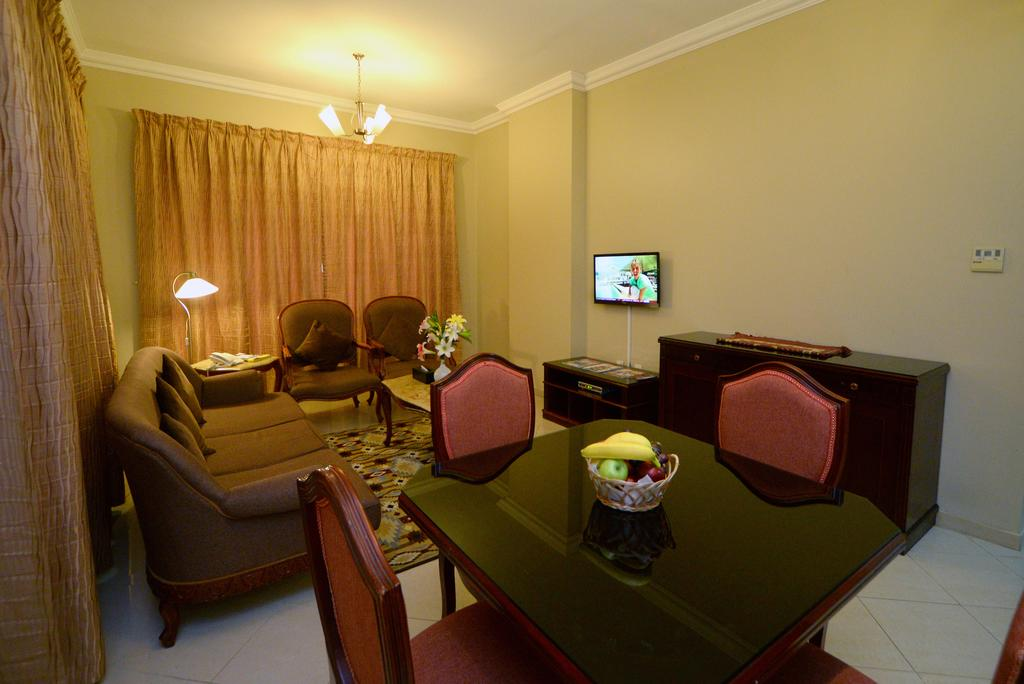 Emirates Stars Hotel Apartments Sharjah-9 of 45 photos