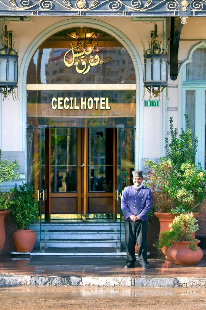 Steigenberger Cecil Hotel Alexandria-13 of 35 photos