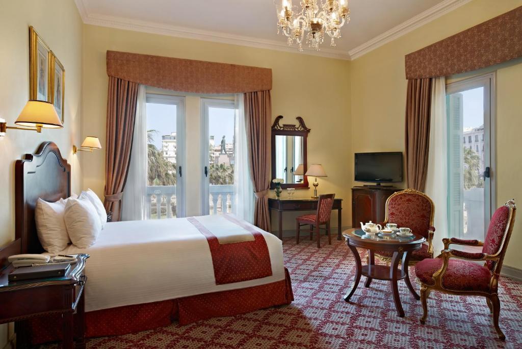 Steigenberger Cecil Hotel Alexandria-30 of 35 photos