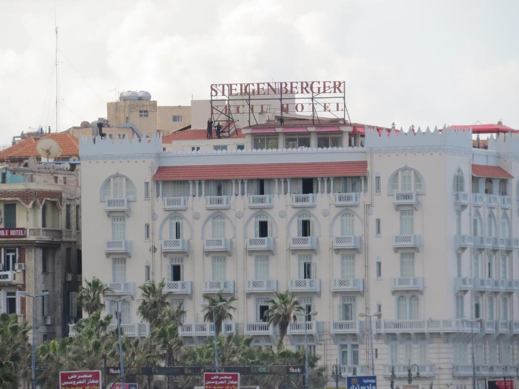 Steigenberger Cecil Hotel Alexandria-1 of 35 photos