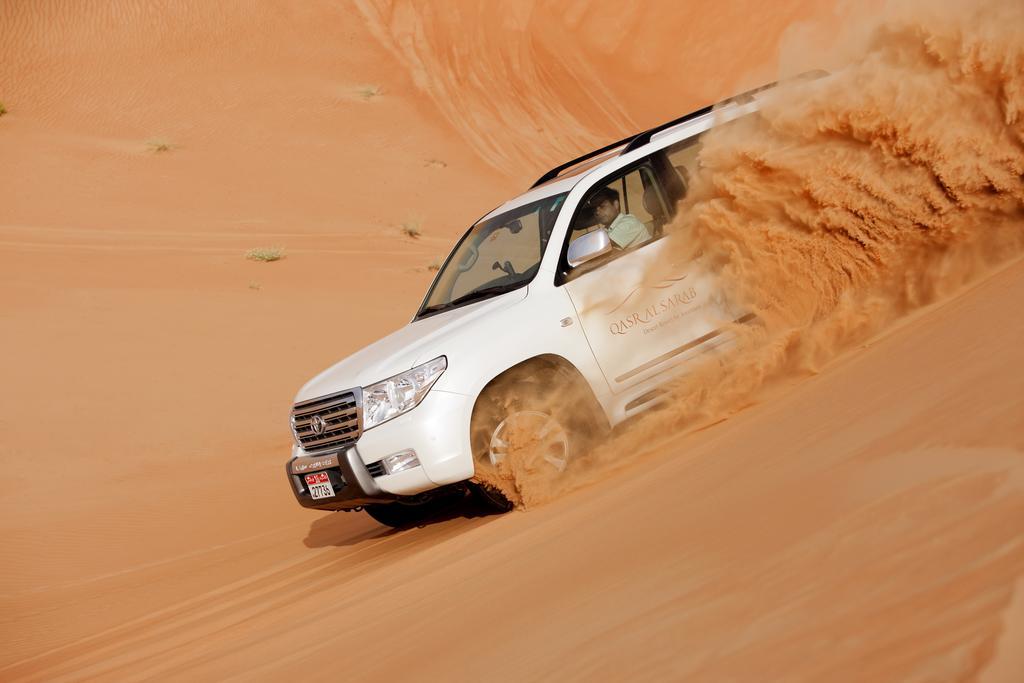 قصر السراب منتجع الصحراء أنانتارا-26 من 46 الصور
