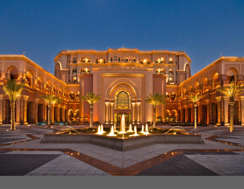 فندق قصر العين أبو ظبي-27 من 47 الصور