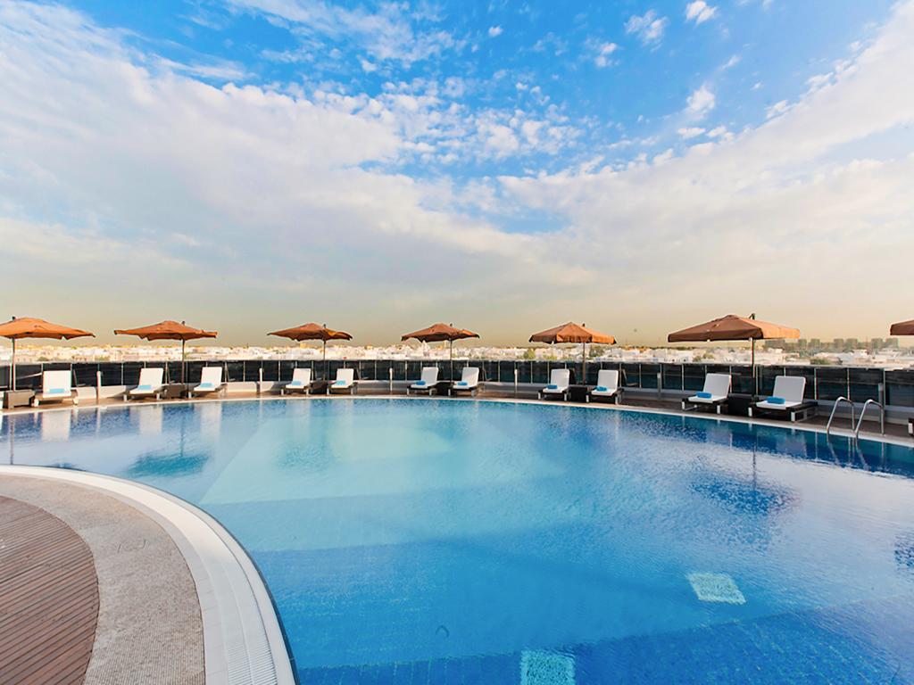 فندق نوفوتيل أبو ظبي غايت-30 من 46 الصور