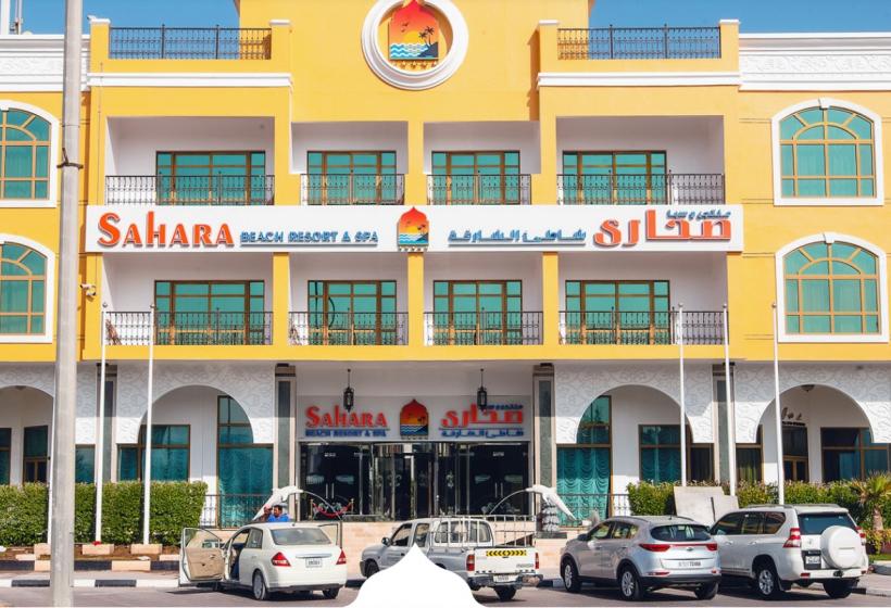 Sahara Beach Resort & Spa-1 of 42 photos