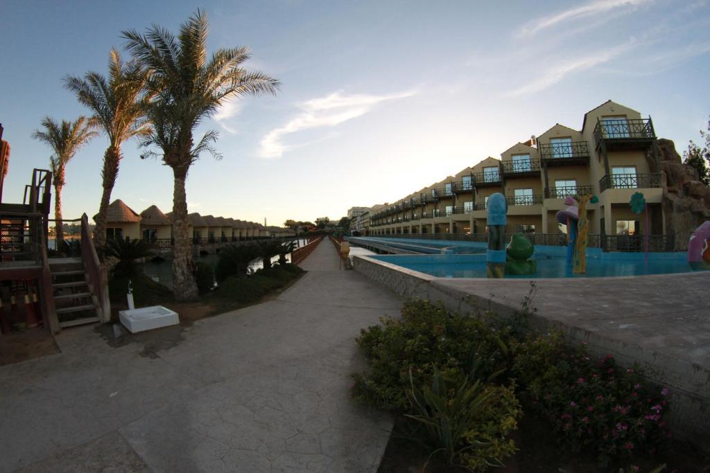 بانوراما بانجالوز الغردقة - شاملاً جميع الخدمات-43 من 46 الصور