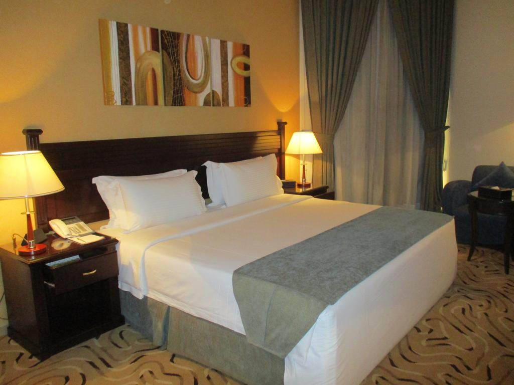 فندق التنفيذيين - العزيزية-44 من 46 الصور
