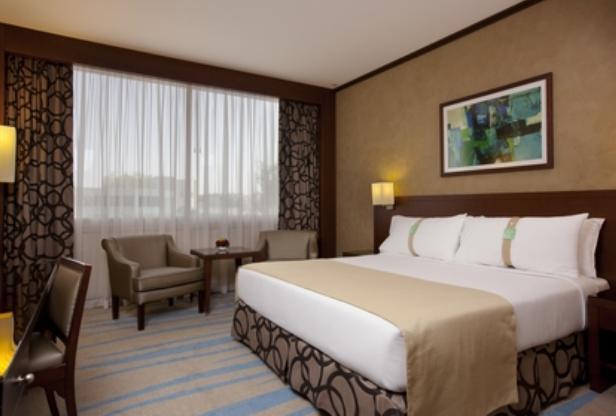 فندق هوليداي إن الرياض ازدهار-16 من 46 الصور