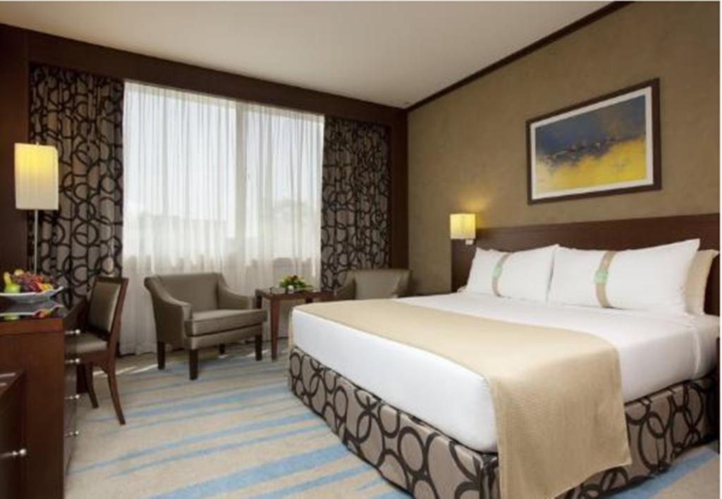 فندق هوليداي إن الرياض ازدهار-36 من 46 الصور