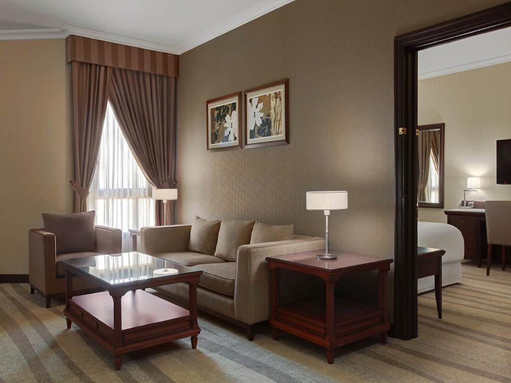 فندق وأبراج شيراتون الرياض-26 من 29 الصور