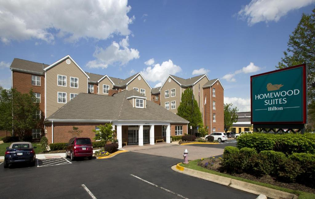Homewood Suites by Hilton Alexandria