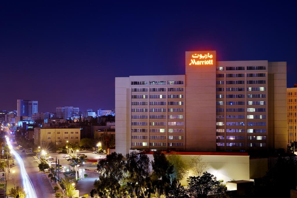 Amman Marriott Hotel-1 of 45 photos